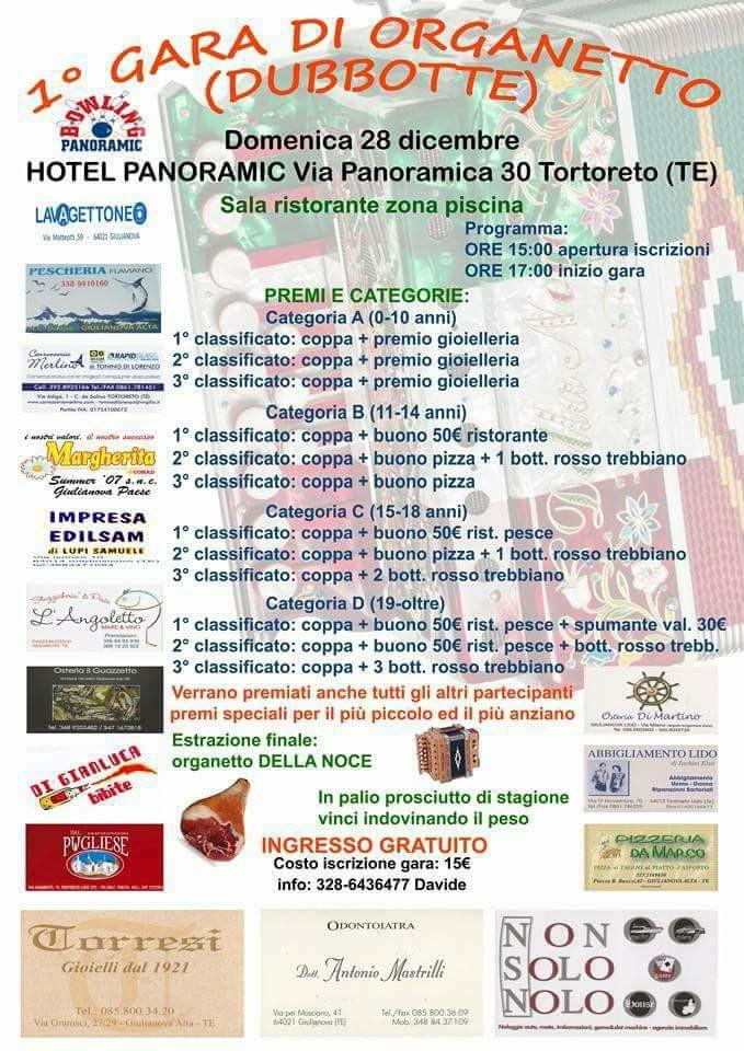 1 Trofeo Torresi
